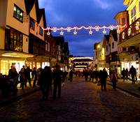 Winchester at Christmas